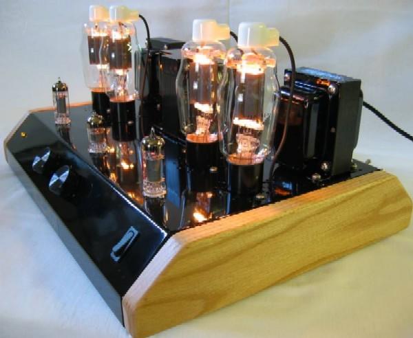 on 811 Tube Amplifier Linear